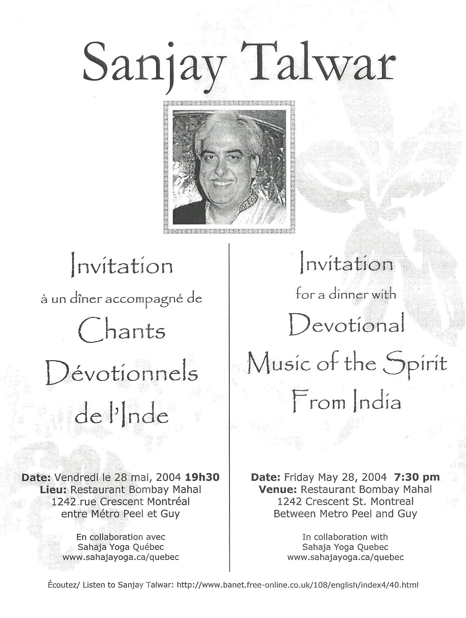 Devotional Music of the Spirit From India